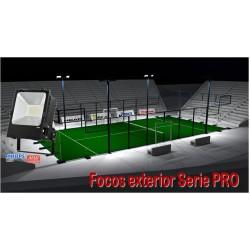 Iluminación LED Deportiva