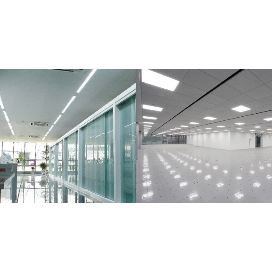 Tubos y Panel LED