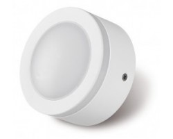 Foco Downlight Superficie LED redondo 6W