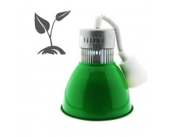 Campana LED Decorativa 28W, Especial Crecimiento Plantas