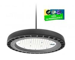 Campana LED UFO KN1 95W IP65 UV Desinfectante