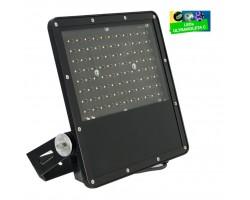 Foco Proyector LED exterior Slim Negro NEO Q2 95W IP65 UV Desinfectante