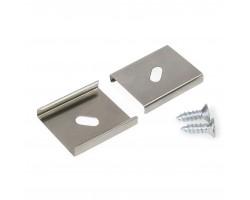 Grapa Fijación para perfil Aluminio Anodizado PS3312 (2Ud)