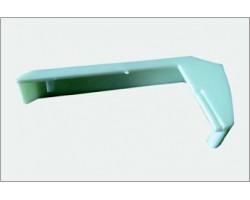 Tapa Final para perfil escalera aluminio anodizado PP5230A