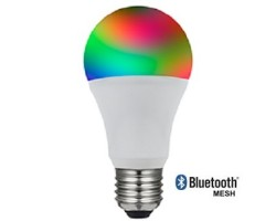 Lámpara LED Standard E27 9W SMART Bluetooth