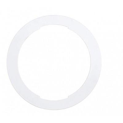 Aro Blanco Suplemento cubre hueco Downlight de 201mm exterior, 158mm interior
