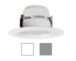 Foco Downlight empotrar LED redondo 6W