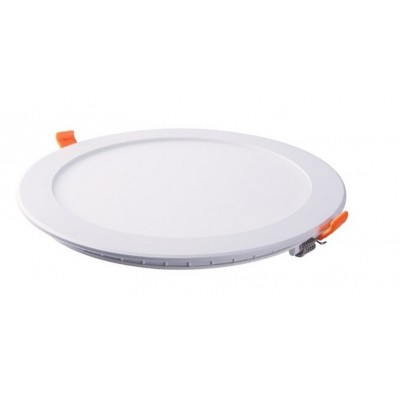 Downlight panel LED Redondo 223mm Blanco 20W