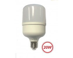 Lámpara LED AP T80 E27 20W
