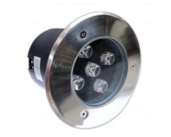 Foco LED exterior IP65 empotrar 5W