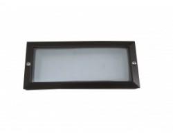 Foco LED exterior IP54 empotrar pared 3,6W 180Lm