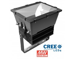 Foco Proyector LED exterior 1000W IP-65 PRO