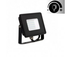 Foco Proyector LED exterior Slim Negro NEOLINE IPAD 10W IP65 SMD