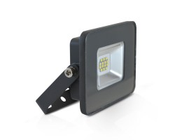 Foco Proyector LED exterior Slim Gris NEO IPAD 10W IP65 SMD