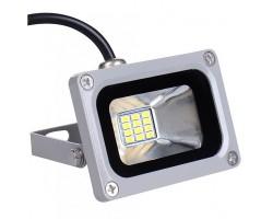 Foco LED exterior 12V-24V DC 10W IP65