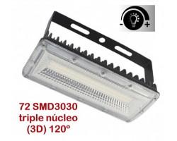 Foco Proyector LED exterior Modular 50W 120º Regulable
