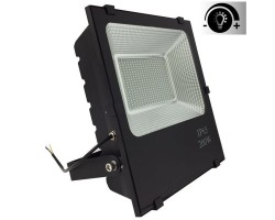 Foco Proyector LED exterior 200W IP-65 PRO, Regulable