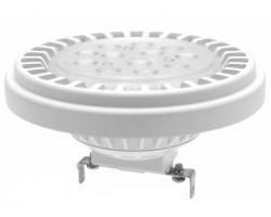 Lámpara LED AR111 G53 12W 12V 30º