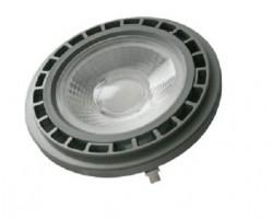 Lámpara LED AR111 G53 15W 12V 45º