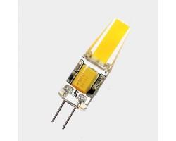 Lámpara LED G4 3W COB