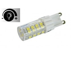 Lámpara LED G9 5W Regulable