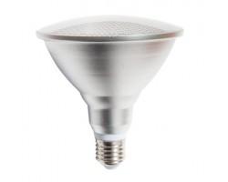 Lámpara LED PAR38 E27 18W 230V, angulo 120º IP65