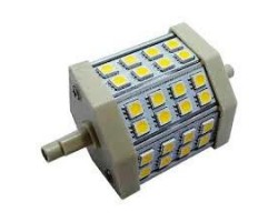 Lámpara LED R7s 78mm 230V 5W 500lm Regulable