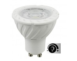 Lámpara LED GU10 COB 6W 38º Regulable