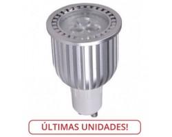 Lámpara LED GU10 Master Spot 7W Blanco Cálido