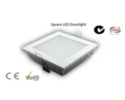 Downlight LED Cuadrado Samsung 30W