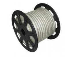 Tira LED 230V monocolor 60L/mt. SMD 5050 IP65, Bobina 50mts.