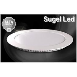 Downlight panel LED Redondo 300mm Blanco 24W