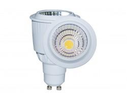 Lámpara LED GU10 COB 9W 60º 5000ºK