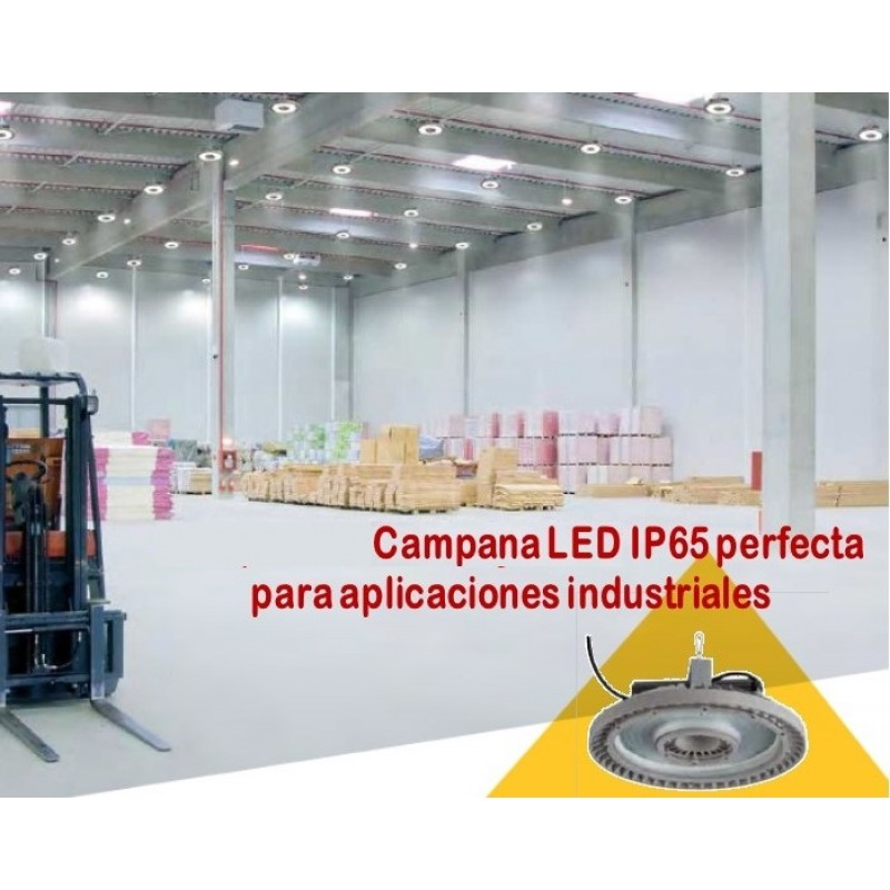 Campanas LED