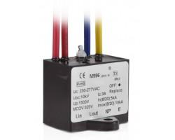 Protector LED contra sobretesión 16A Clase I IP67 con indicador luminoso