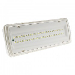 Luminaria Emergencia LED 400Lm 3 Horas IP65