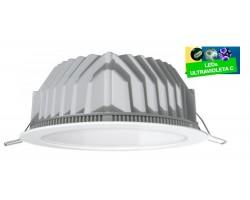 Downlight LED Redondo Técnico 25W de 213mm UV Desinfectante