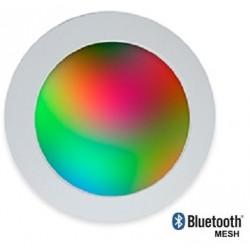 Downlight panel LED Redondo 170mm Blanco 12W SMART