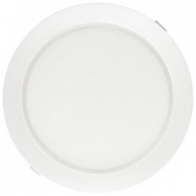 Downlight panel LED Redondo 235mm Blanco 25W Blanco Neutro