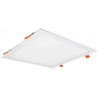 Downlight panel LED Cuadrado 300x300mm Blanco 24W