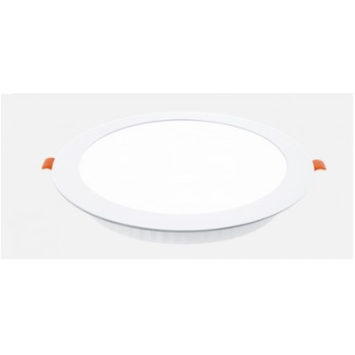 Downlight panel LED Redondo 225mm 18W 2000Lm PRO