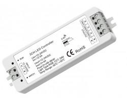 Controlador para tira LED RGB, CCT ó Monocolor 144W-288W 12V/24V