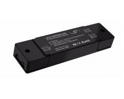 Receptor Controlador para tira LED monocolor, CCT y RGB 12-24V 3 canales 108-216W