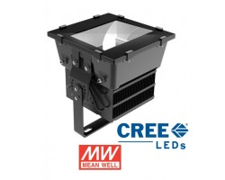 Foco Proyector LED exterior 500W IP-65 PRO