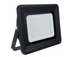 Foco Proyector LED exterior Slim Negro NEOLINE Class 100W IP65 SMD