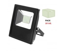 Foco LED exterior SLIM 10W IP65 SMD P10