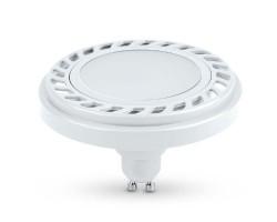 Lámpara LED AR111 GU10 9W 120º 800lm
