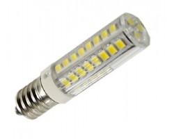 Lámpara LED Tubular E14 16x65mm 6W