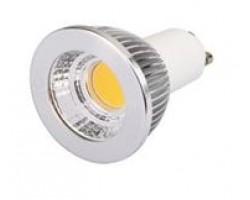 Lámpara LED GU10 COB 3W