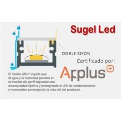 """Perfil Tiras LED  """"Certificado"""""""